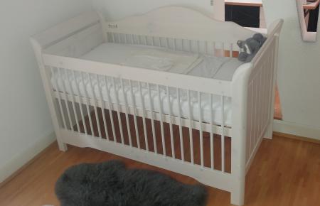 Gitterbett für Kinder