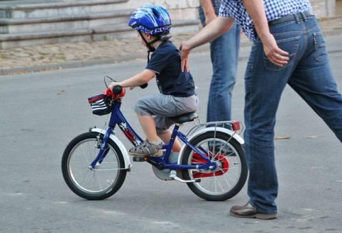 Fahrrad fahren ab welchem Alter