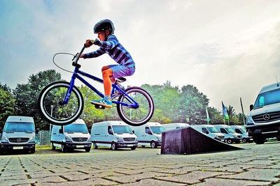 Fahrradfahren lernen Tipps & Tricks