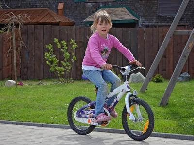 Fahrradfahren lernen