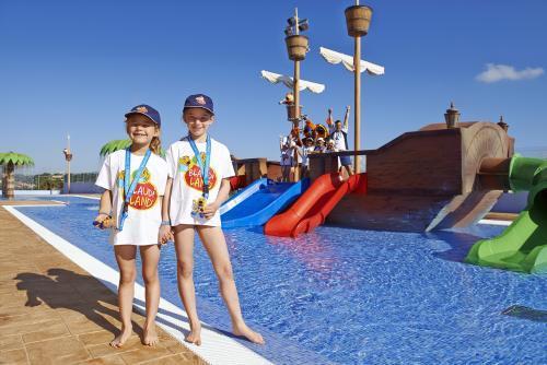 Kinderfreundliches Familienhoel auf Mallorca