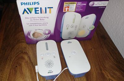 Philips Avent dect Babyphone test
