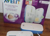 review Avent Babyphone