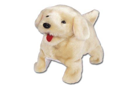 Spielzeug-Hunde Laufen und Bellen