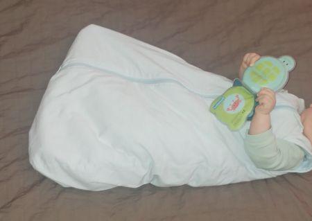 guenstiger babyschlafsack ohne aermel sommer