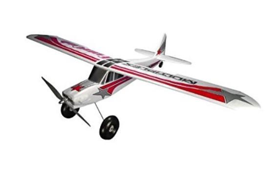 Ferngesteuertes Flugzeug Test