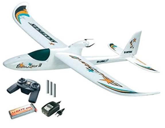 Ferngesteuertes Flugzeug Vergleich