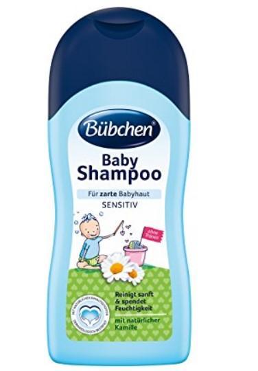 Baby Shampoo Test Bübchen