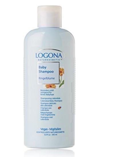 Baby Shampoo Testbericht LOGONA