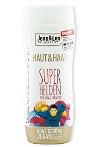 Baby Shampoo Vergleich Jean und Len