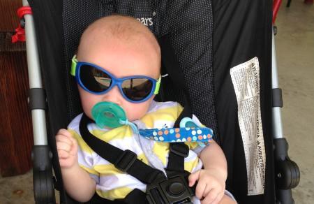 beste Baby Sonnenbrille Test
