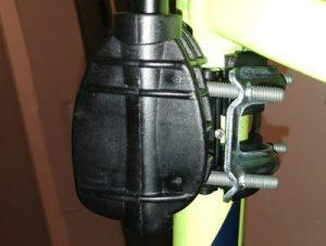 Montage Befestigung Bilby Polisport