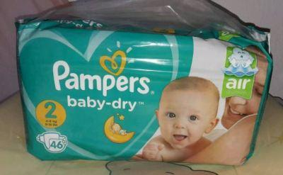 Pampers Windeln Testsieger