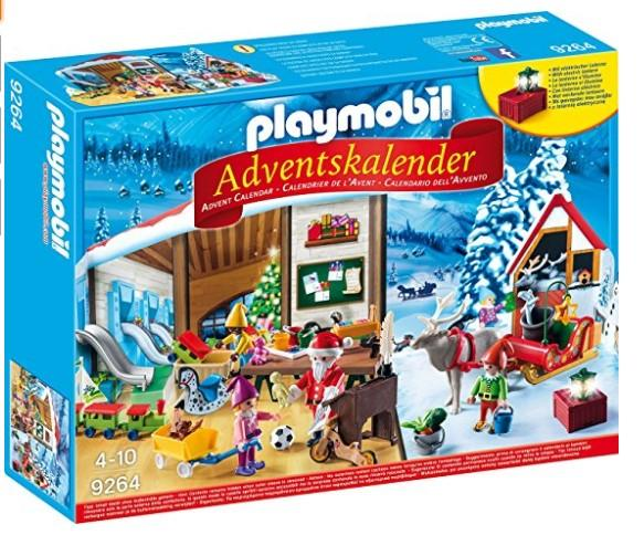Playmobil Adventskalender Test