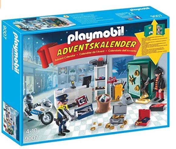 Playmobil-Adventskalender Testbericht