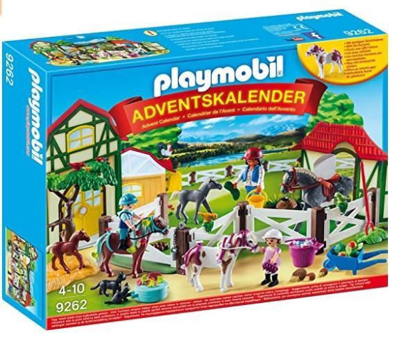 Playmobil-Adventskalender Testsieger