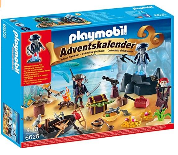 Playmobil-Adventskalender Vergleich