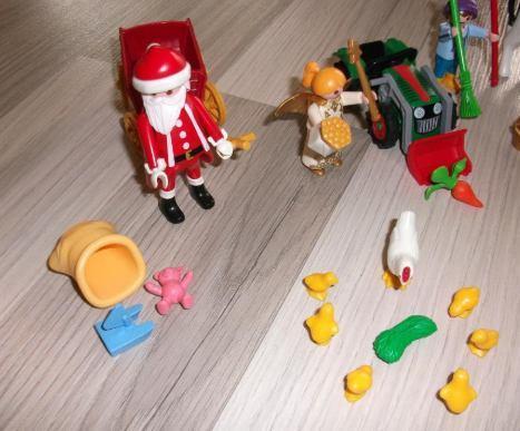bauernhof adventskalender playmobil