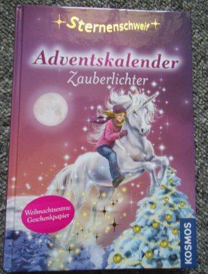 Adventskalender Einhorn