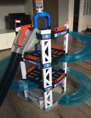 Bosch Spielzeug Parkhaus