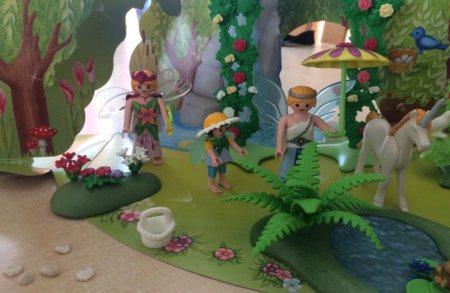 Einhorn-Adventskalender Playmobil