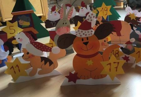 Kinder Adventskalender