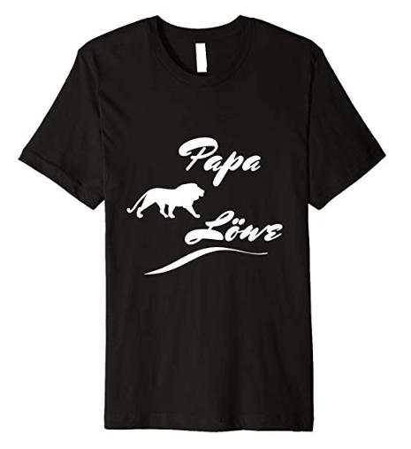 Papa Löwe T-Shirt