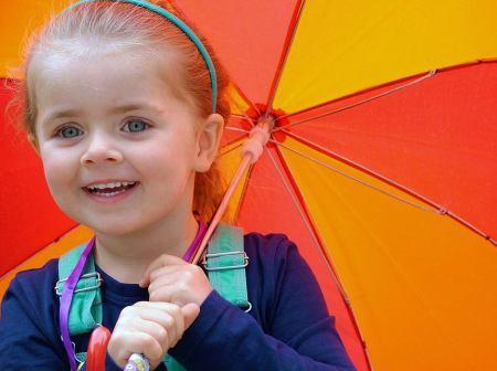 bester Kinderregenschirm test
