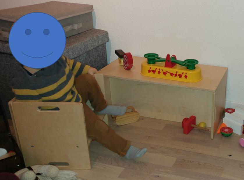 Kindersitzgruppe wendehocker