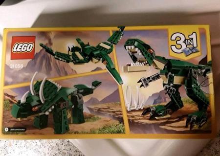 Lego Dinosaurierspielzeug