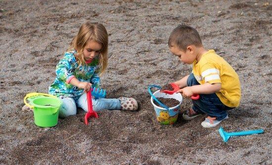 Sandkasten Spielzeug Testsieger