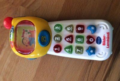 Vtech Lernhandy Spielhandy