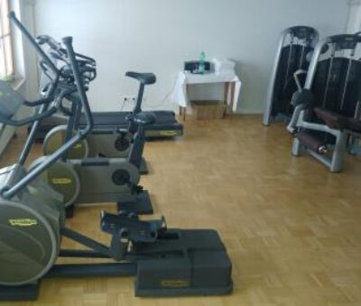 Fitness im Wellnesshotel