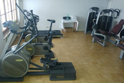 Fitness im Wellnesshotel
