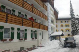 Wellnessurlaub mit Kind Alpenhotel Obersdorf