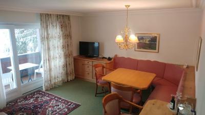 Wohnzimmer Alpenhotel