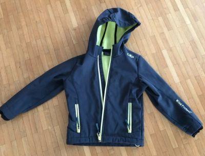 Killtec Jungen Mädchen Kinder Softshelljacke Softshell Jacke mit Kapuze 8.000mm