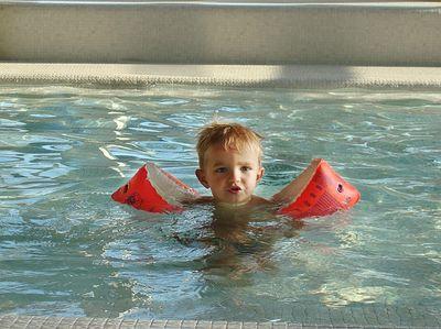 Schwimmhilfe Testsieger