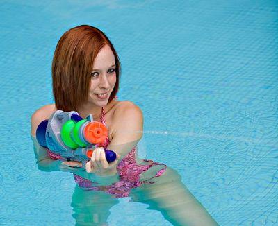 Wasserpistole Test