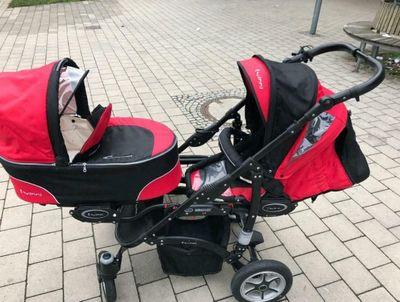 Zwillingskinderwagen Testsieger