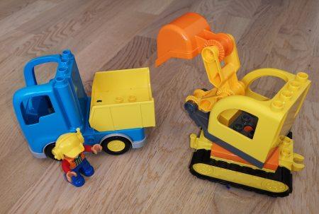Spielzeug ab 3 jahren duplo jungen