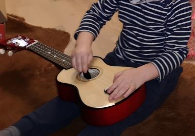kinder musikinstrument
