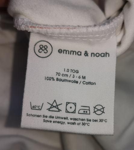 Babyschlafsack Emma Noah Tog 1