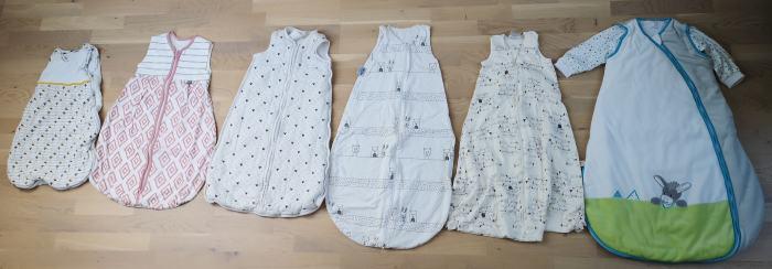 Babyschlafsack test sommer winter