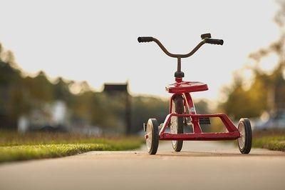 Dreirad Test