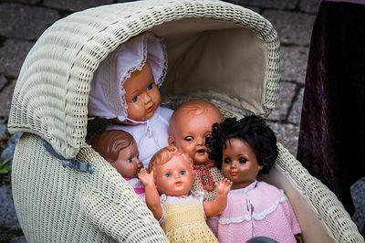 Puppenwagen Testsieger