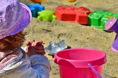 Sandkasten Testsieger