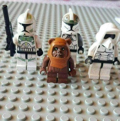 Lego Star Wars Test