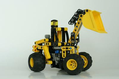 Lego Technic Test