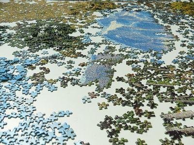 1000 Teile Puzzle Testsieger